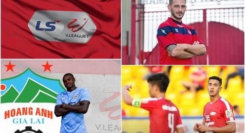 Chuyển nhượng V.League 2021 ngày 31/12: Hoàng Anh Gia Lai chi 8 tỷ đồng mua chân sút ngoại Brazil, Than Quảng Ninh chiêu mộ người cũ CLB Viettel