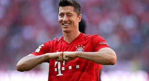 Bayern Munich 3-2 Paderborn: Lewandowski lập cú đúp giúp Bayern giành trọn 3 điểm