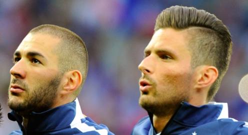 Karim Benzema - Olivier Giroud: Vì đâu nên nỗi!?