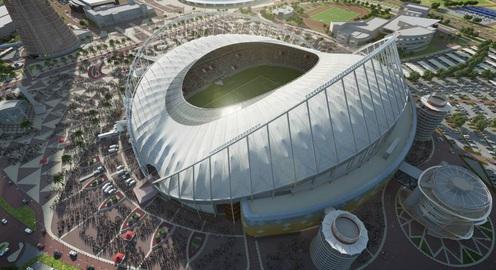 Sân đăng cai World Cup 2022 là một trong những sân tốt nhất châu Á