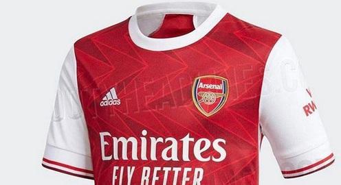 Fan Arsenal lắc đầu với áo đấu mới của đội nhà
