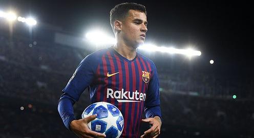 Barcelona ra giá mượn cho tiền vệ Coutinho