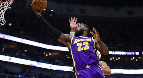 NBA cân nhắc tổ chức phần còn lại mùa giải với 22 đội