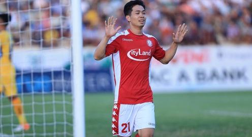 Sông Lam Nghệ An 1-3 CLB TP Hồ Chí Minh: Những khoảnh khắc trong ngày Công Phượng ghi bàn tại sân Vinh