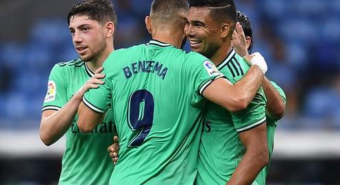 Espanyol 0-1 Real Madrid: Đòi lại ngôi đầu