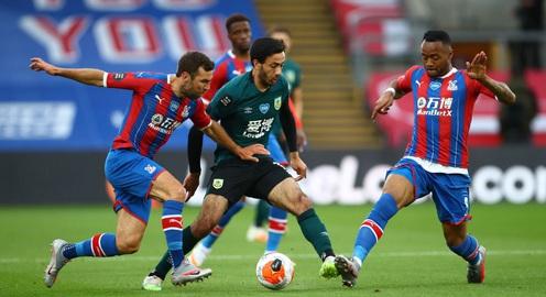 Lịch thi đấu, kết quả bóng đá châu Âu sáng 30/6: Getafe 2-1 Real Sociedad, Crystal Palace 0-1 Burnley