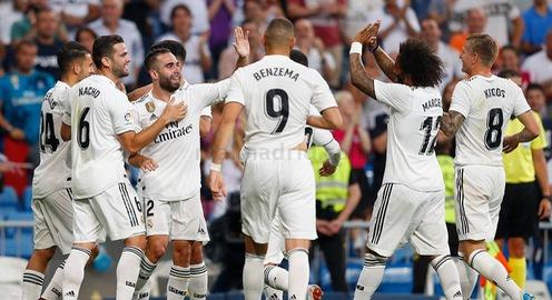 HLV Zidane không muốn nói trước, dù Real đang vượt mặt Barca trong cuộc đua vô địch La Liga