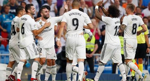 Lịch thi đấu La Liga hôm nay: Cơ hội lớn cho Real Madrid