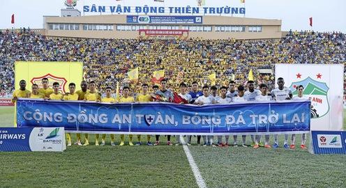Khi nào bóng đá Việt Nam mới trở lại?!
