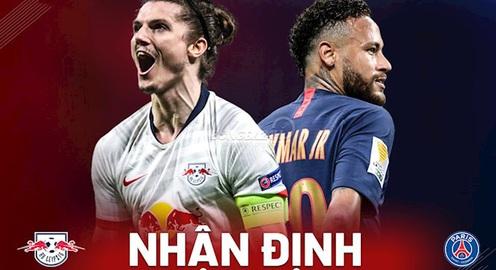 Leipzig vs PSG: Cho lần đầu tiên mộng mơ (2h00 ngày 19/8, bán kết UEFA Champions League)