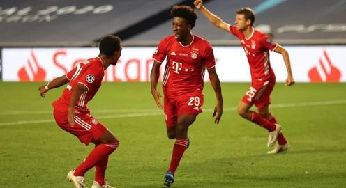 Coman ghi bàn duy nhất, Bayern vô địch UEFA Champions League 2020