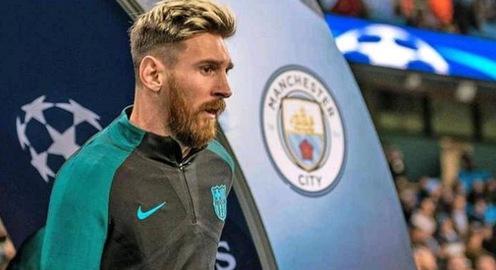 Quyết mua Messi, Man City đưa ra các giải pháp đàm phán với Barca
