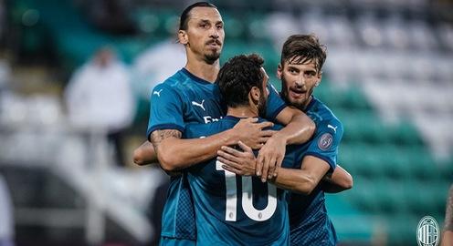 Kết quả Europa League sáng 18/9: Shamrock Rovers 0-2 AC Milan, Lokomotiv Plodiv 1-2 Tottenham