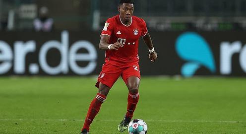 Bayern Munich lên kế hoạch tìm người thay thế David Alaba