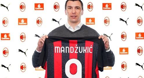 Mandzukic chính thức gia nhập AC Milan
