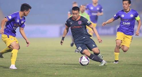 Thất thủ ở sân nhà, CLB Hà Nội thua trận thứ 2 liên tiếp