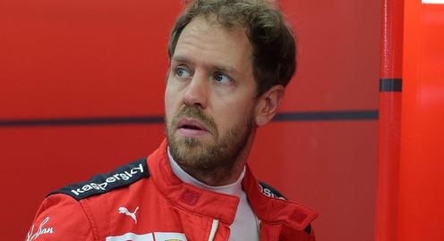 Sebastian Vettel thừa nhận thất bại ở mùa giải cuối cùng với Ferrari