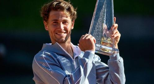 Casper Ruud vô địch giải quần vợt Geneva mở rộng