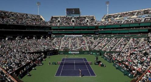 Giải quần vợt Indian Wells cân nhắc đổi lịch thi đấu năm 2021