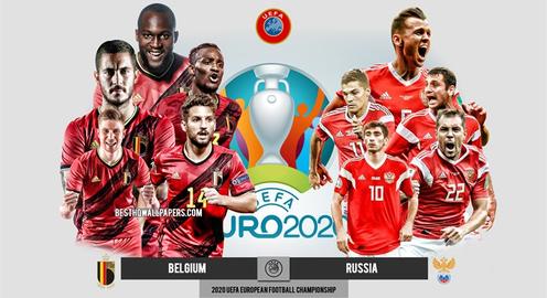 TRỰC TIẾP BÓNG ĐÁ ĐT Bỉ 0-0 ĐT Nga: Hiệp một