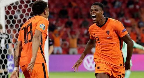 """Hà Lan 2-0 ĐT Áo: Chiến thắng thuyết phục, """"Cơn lốc da cam"""" vào vòng 1/8   Bảng C UEFA EURO 2020"""
