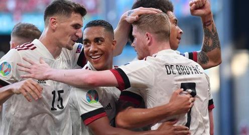 Đan Mạch 1-2 Bỉ: De Bruyne toả sáng, Bỉ tiếp bước Italia vào vòng 1/8 trước 1 trận đấu
