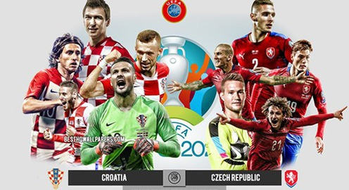 Croatia vs CH Czech: Khó cho á quân thế giới | 23h00 hôm nay trực tiếp trên VTV6 và VTVGo