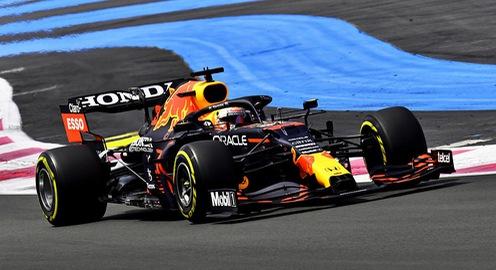 Max Verstappen giành quyền xuất phát đầu tiên tại GP Pháp