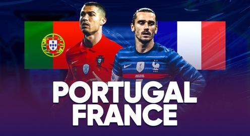 Bồ Đào Nha - Pháp: Duyên nợ tương phùng | 2h00 ngày 24/6 trên VTV3 và ứng dụng VTVGo