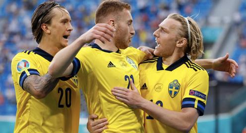 ĐT Thụy Điển 3-2 ĐT Ba Lan: Chiến thắng kịch tính, xứng đáng ngôi đầu | Bảng E UEFA EURO 2020