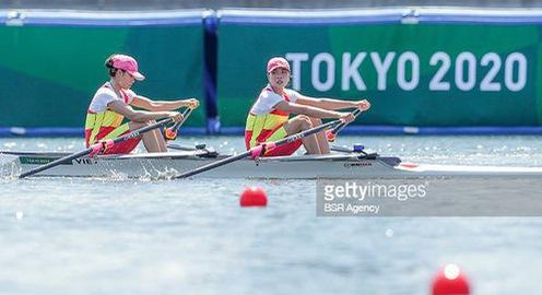 Olympic Tokyo 2020 | Rowing | Phần thi chung kết nhóm C đôi nữ hạng nhẹ 2 mái chèo của Đinh Thị Hảo/Lường Thị Hảo