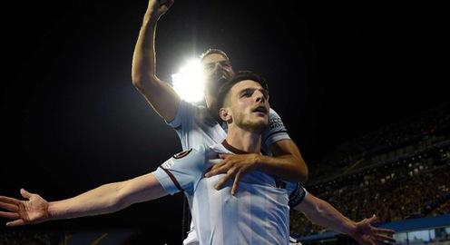 Kết quả Europa League sáng 17/9: West Ham giành chiến thắng, Leicester City chia điểm với Napoli