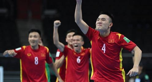 CẬP NHẬT Kết quả, bảng xếp hạng bảng D FIFA Futsal World Cup Lithuania 2021™: ĐT Việt Nam có 4 điểm, giành quyền vào vòng 1/8