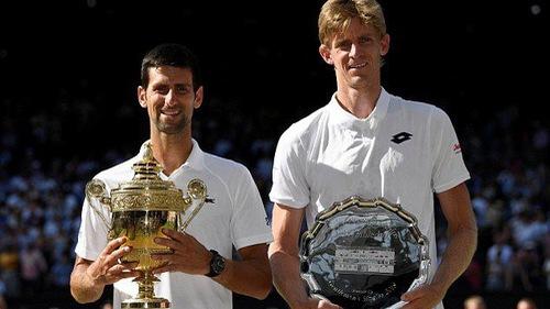 HIGHLIGHTS: Novak Djokovic 3-0 Kevin Anderson (Chung kết Wimbledon 2018)