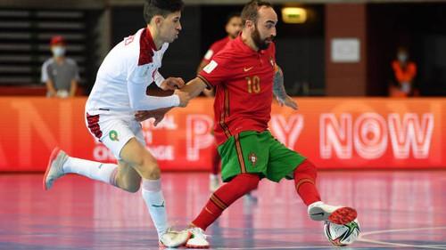 HIGHLIGHTS   ĐT Bồ Đào Nha 3-3 ĐT Ma-rốc   Bảng C FIFA Futsal World Cup Lithuania 2021™
