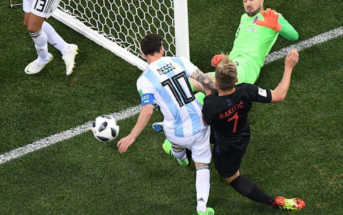 Argentina cần làm gì để giành vé vào vòng 1/8 FIFA World Cup™ 2018?