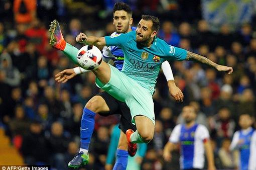 Sao sáng Barcelona mông lung chuyện tương lai