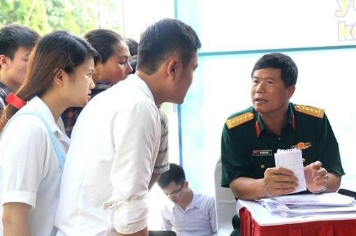 Các trường công an, quân đội xét tuyển sớm để hạn chế thí sinh ảo