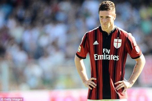 Điểm tin sáng 28.12: Torres chính thức khoác áo Milan