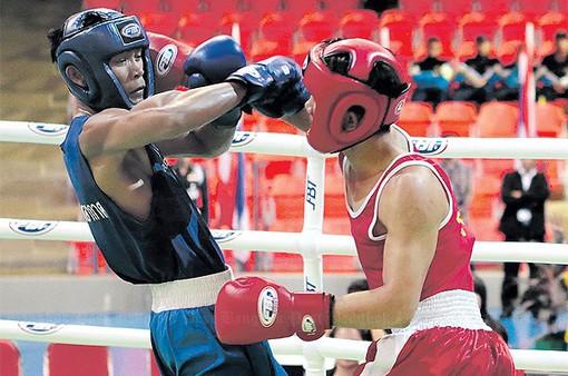 SEA Games 28: ĐT quyền anh Thái Lan đặt mục tiêu giành 6 huy chương vàng