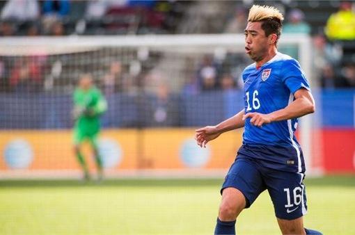 Lee Nguyễn vắng mặt trong danh sách ĐT Mỹ tham dự Copa America 2016
