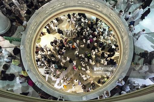 Hơn 2 triệu tín đồ Hồi giáo hành hương về Saudi Arabia