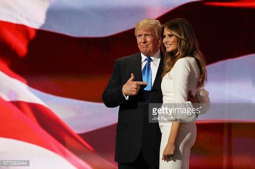 Bà Melania Trump ngày càng có ảnh hưởng tới Tổng thống Mỹ