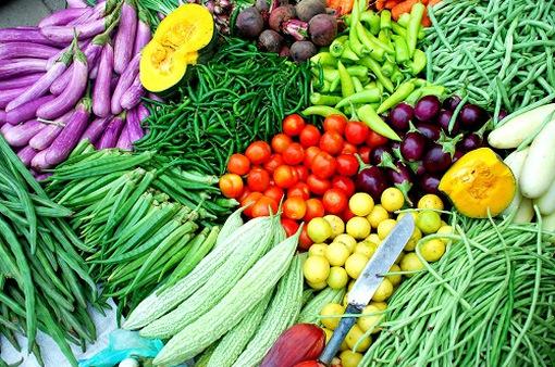 Phát triển rau củ quả là mũi nhọn của nông nghiệp Việt Nam