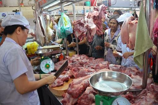 Giá thịt lợn khiến CPI tháng 5 giảm mạnh