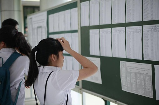 Trường Công an phải công khai thông tin tuyển sinh ít nhất 30 ngày trước ngày nhận hồ sơ
