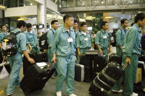 Xử phạt 2 công ty xuất khẩu lao động hơn 160 triệu đồng