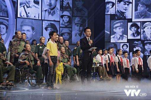 Những hình ảnh cảm xúc của Gala Cặp lá yêu thương: Những đứa con của hòa bình