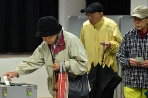 Nhật Bản tiến hành bầu cử Hạ viện
