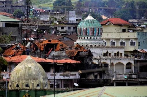 Phiến quân thân IS tại Marawi (Philippines) chỉ còn khoảng hơn 100 tên